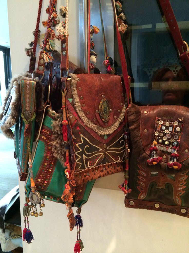 Bobiza handmade bags Boho bohemien ibiza style
