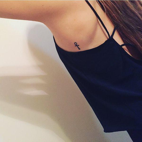 Disenos Del Tatuaje De Ankh Significado Del Simbolo Egipcio De