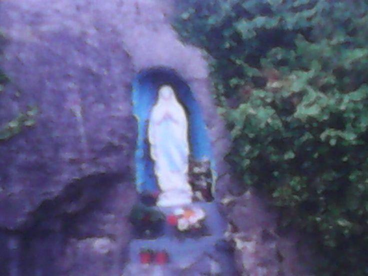 Gallway zjeveni Panny Marie
