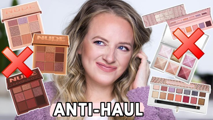 Vacation Make-up ANTI-HAUL 2019