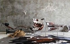 Cowhide Rug For Living Room Large Size