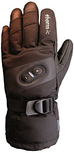 Therm-ic Powerglove Heated Ski Gloves