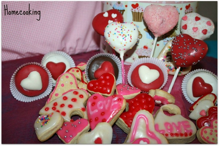 valentine day cookies delivery