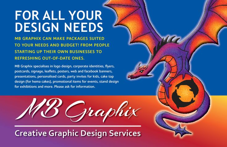 MB Graphix March Promotion (Front)