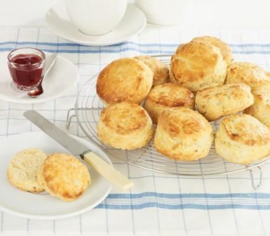 Basic Biscuit Baking Mix Biscuits - Howard Shooter/Getty Images