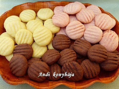 Pudingos keksz  Andi konyhája - Sütemény és ételreceptek képekkel - G-Portál