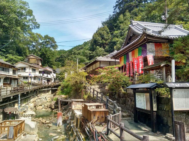 Yunomine Onsen // Wakayama Prefecture
