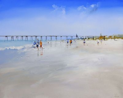 Beaches - Art by Craig Penny - Craig Penny Art