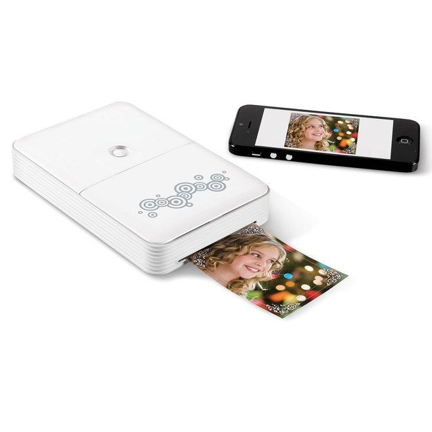 Portable Smartphone Photo Printer - Because some pictures are too great to only have digital copies of.