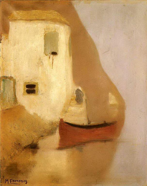ΔΕΙΤΕ ΚΙ'ΑΛΛΑ ΕΡΓΑ ΕΔΩ Γεννήθηκε στον Πειραιά το 1888, όπου και έκανε τις εγκύκλιες σπουδές του. Τα πρώτα μαθήματα ζωγραφικής τα έλαβε από τον Κ. Βολανάκη. Το 1906 πήγε στο Παρίσι για να σπουδάσει …