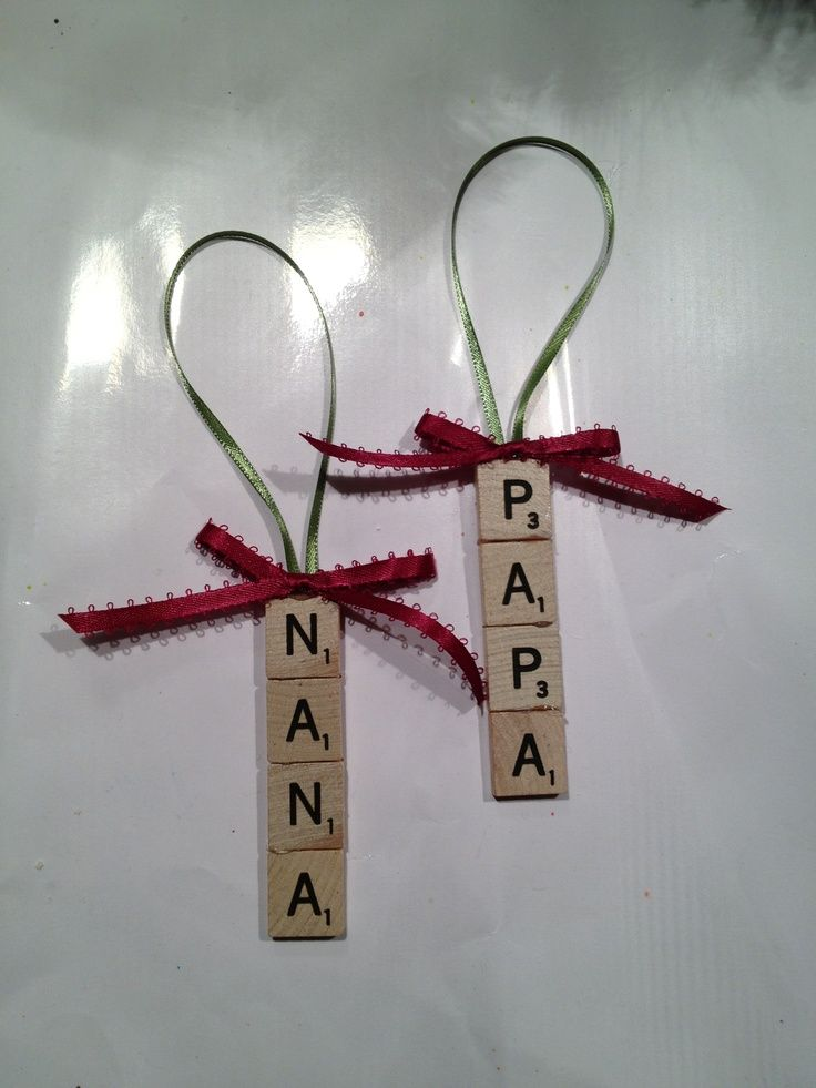 Christmas Ornament for kids to make