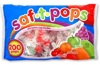 Saf-T-Pops have a new look!