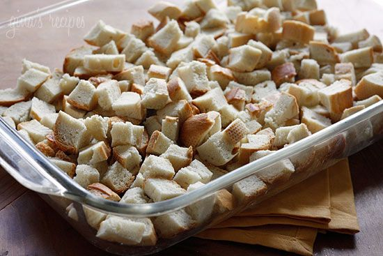 ... Holidays on Pinterest   Stuffing, Holiday Desserts and Chicken Sausage