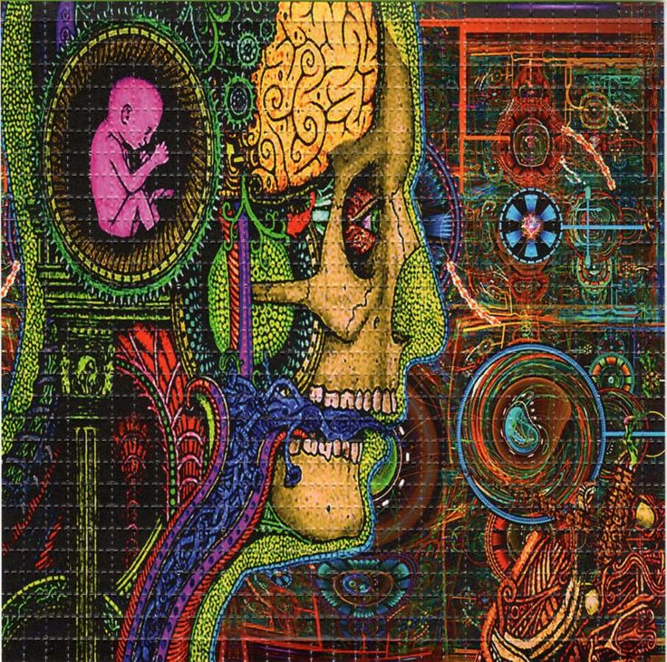Essay, Research Paper: LSD