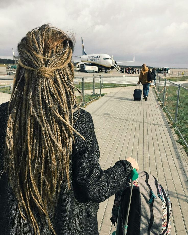 Dreadlocks are made by me 🔥