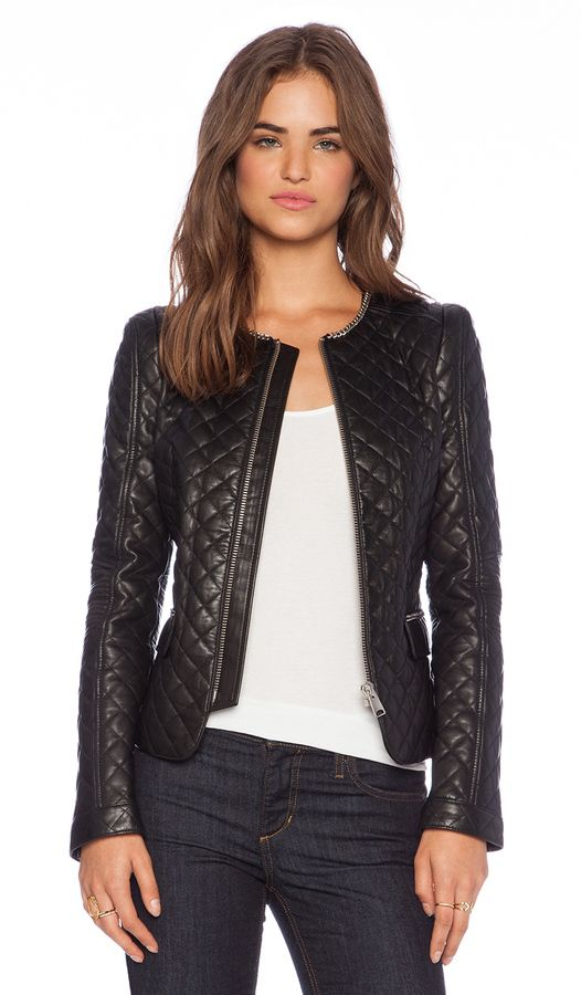 The 25  best Black leather bomber jacket ideas on Pinterest ...