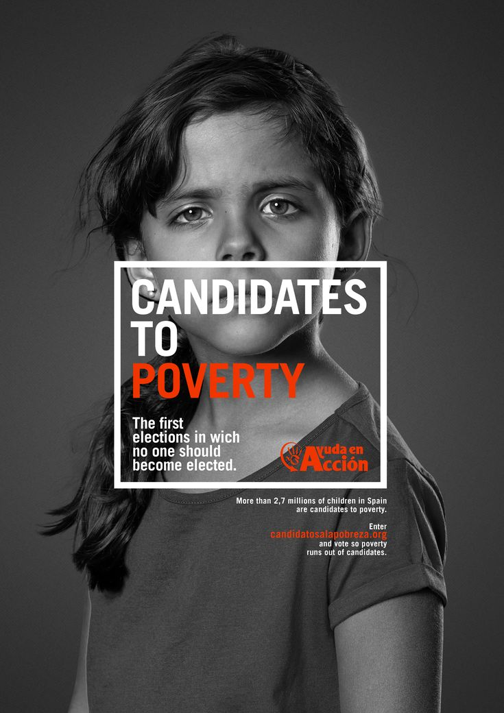 Adeevee - Ayuda en Acción: Candidates to Poverty