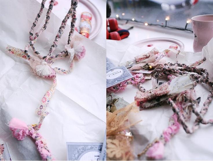 Emma Cassi Liberty and little net tassels