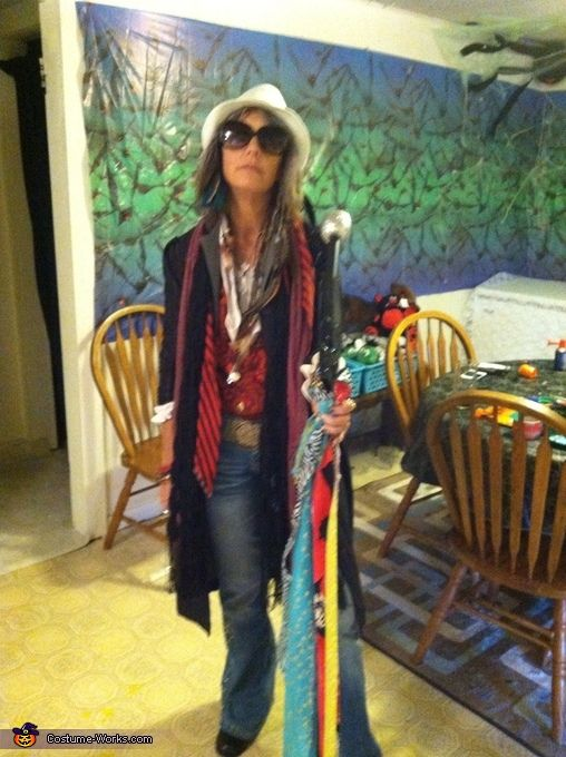 Steven Tyler Costume | Halloween costumes, For women and ...