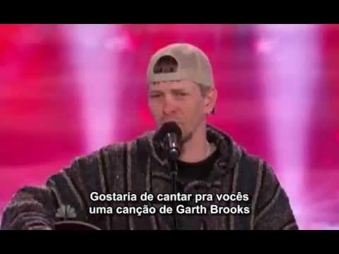 Kevin Skinner   America's Got Talent (Legendado PT)