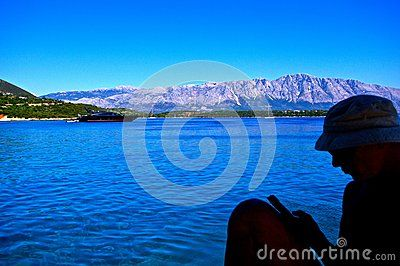 Reading. Relax Time - Download From Over 26 Million High Quality Stock Photos, Images, Vectors. Sign up for FREE today. Image: 44375734