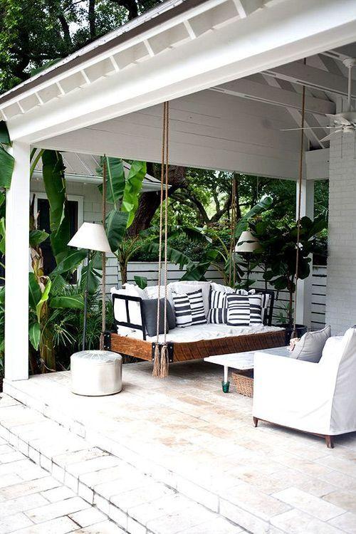 The Beach House. #tropical