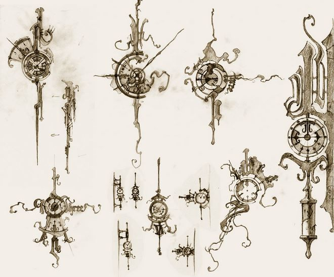 Some steampunk art bores you with gears that have no purpose and are not put together in halfway convincing ways, so it is wonderful to see these lovely machines that actually work. Description from benedante.blogspot.co.uk. I searched for this on bing.com/images