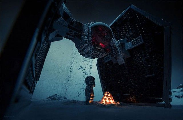 When Lego Meets Star Wars – Fubiz™