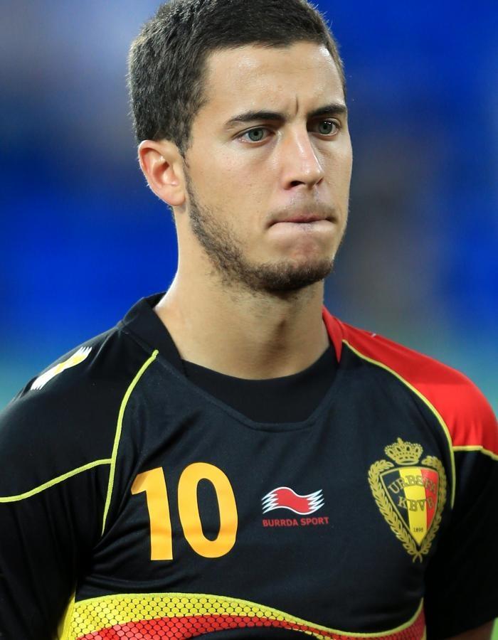 Eden Hazard - Chelsea FC - #Chelsea #Quiz #The Blues