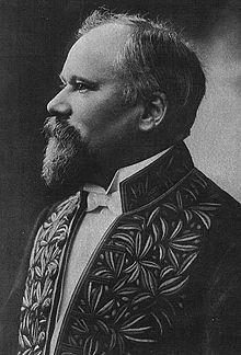 Raymond Poincaré, presidente de la Republica Francesa y hermano del matemático Jules Poincaré