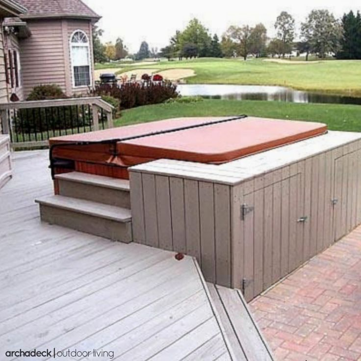 117 Best Images About Built In Deck Seating Benches