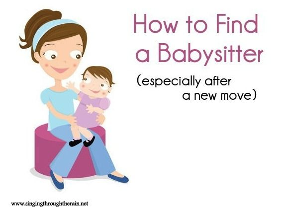 How to Find a Babysitter (Especially After a New Move) – Maybe you just PCS'd and now you need a new sitter for the kids. Here are 3 tips to help!