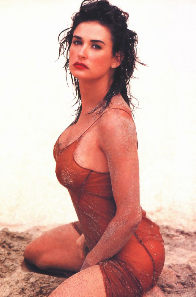 Demi moore sexy pictures-5908