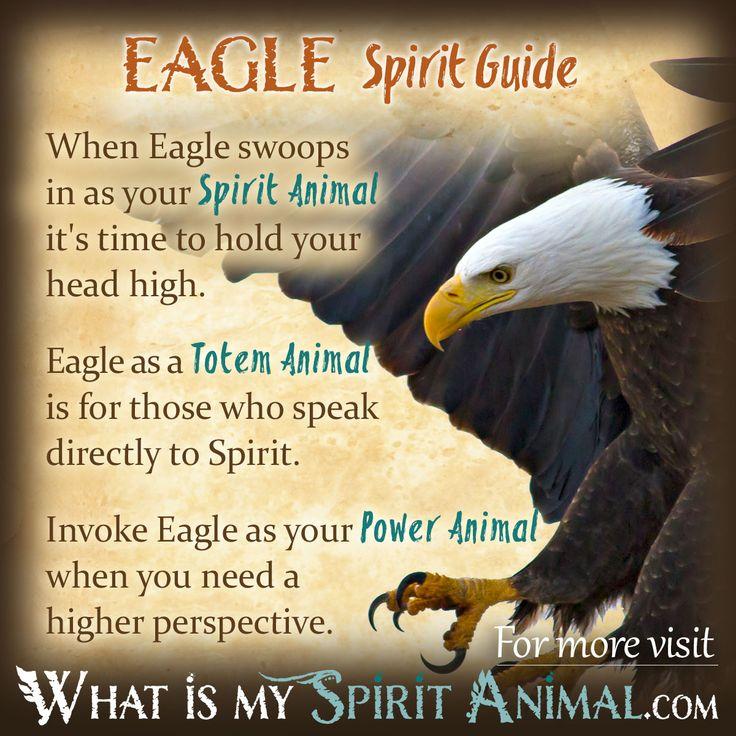 Eagle Spirit Totem Power Animal Symbolism Meaning 1200x1200