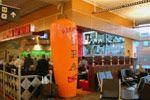 Get your brew on at Harpoon Tap room in Boston Logan International Airport #BOS #HarpoonBrewin #TGIF