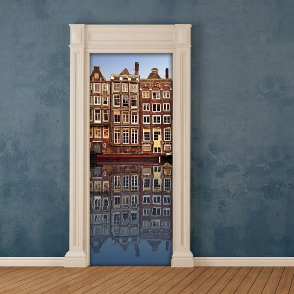 Decorazione Adesiva Amsterdam Adesivi, Decorazioni