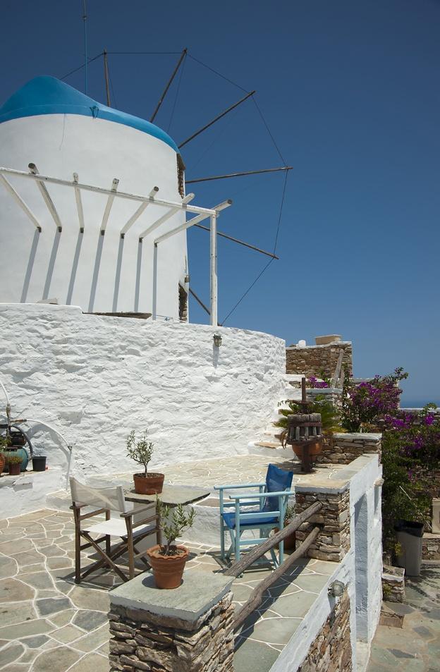 #Sifnos #Cyclades #windmill #Greece