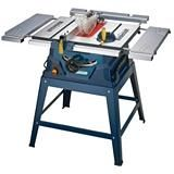 table saw - number one saw for your workshop. The one shown technically is called a Bench Saw; however, if you add optional R/L table extensions and legs, it will do everything a full-side table-saw will do.  NOTE:  be sure you get one with a long enough arbor to support a dado-blade.   Miter and radial-arm saws are nice but you can do it all with just a table saw.