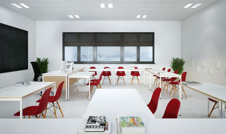 MILOO LIGHTING - Fittings for commercial facilities and offices LED | LUNA K