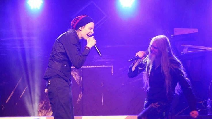 Marco Hietala & Ari Koivunen - Pieni Rumpali @ Raskasta Joulua, Hämeenli...