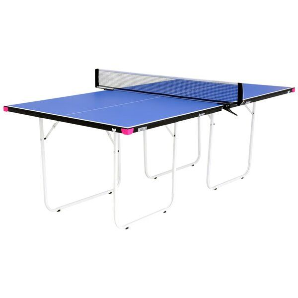 Butterfly Junior 3 4 Foldable Table Tennis Table Outdoor Table Tennis Table Ping Pong Table Butterfly Table Tennis