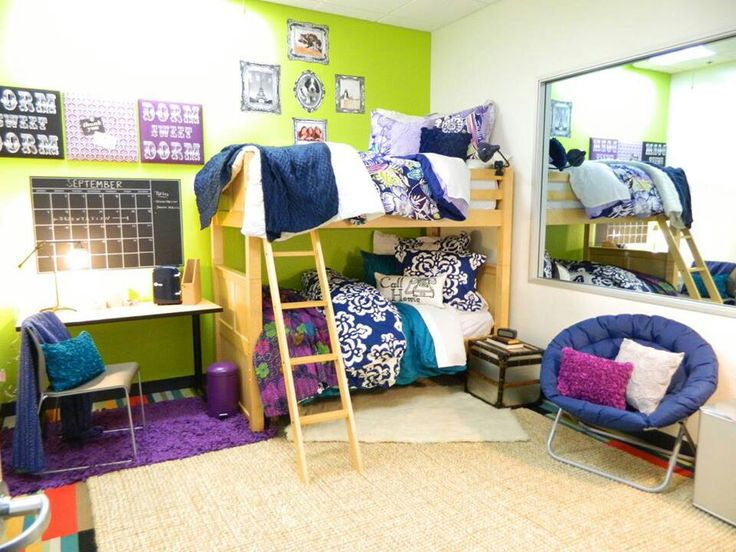 Decorating Ideas > 108 Best Images About Dorm Room Ideas On Pinterest  Dorm  ~ 062556_Dorm Room Arrangement Ideas