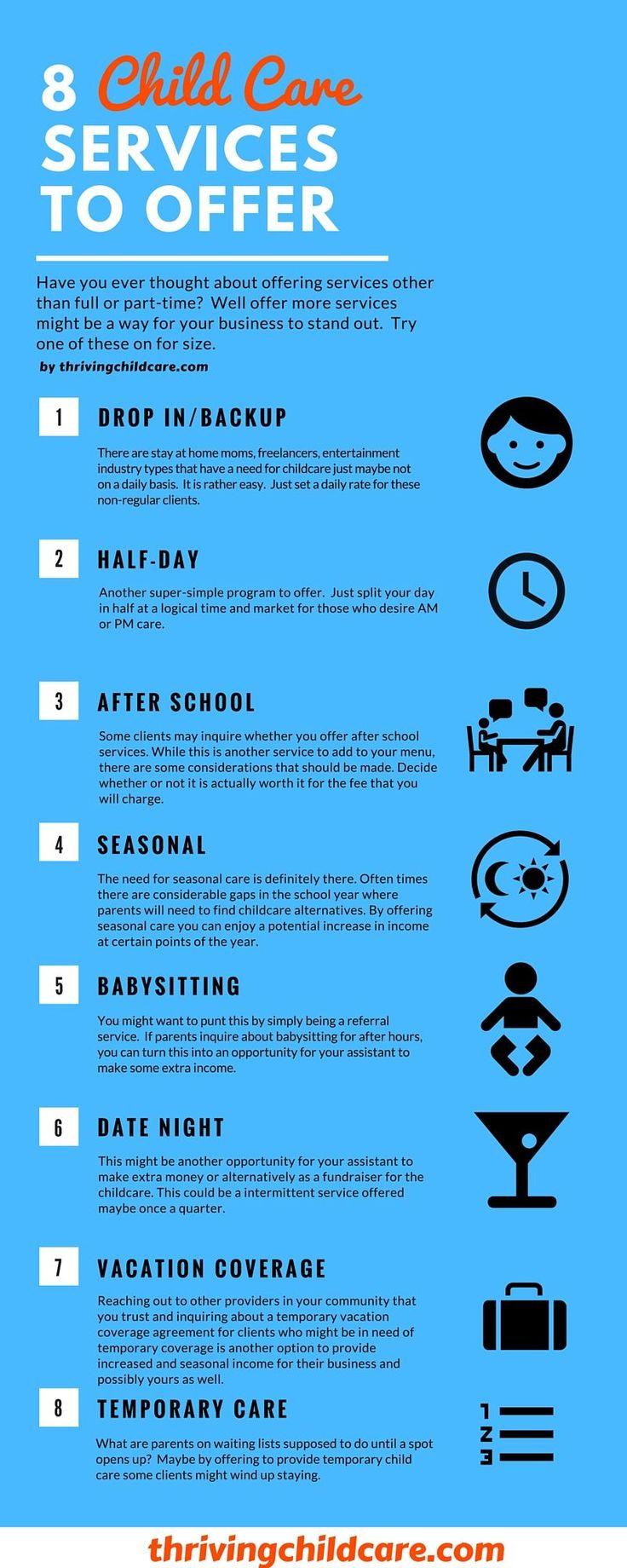 Best 25+ Daycare business plan ideas on Pinterest