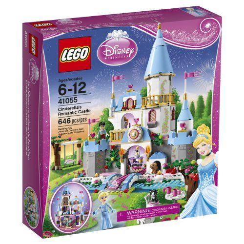 Lego Disney Princesse – 41055 – Jeu De Construction – Le Château De Cendrillon   Your #1 Source for Toys and Games