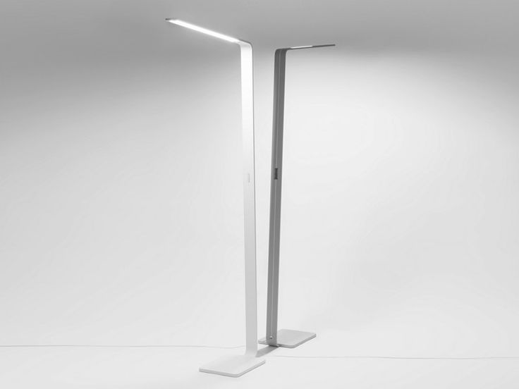 Lama floor lamp by linea light group design mirco crosatto