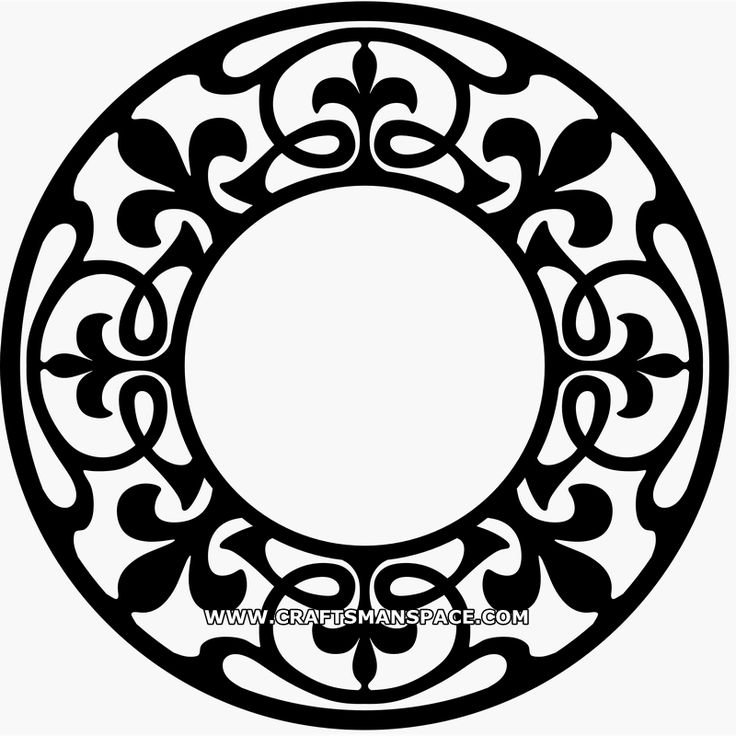 scroll designs   Download Circular scroll saw pattern for free. This free scroll saw ...