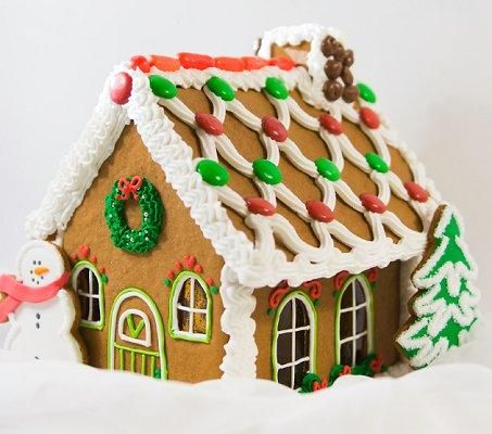 Pictures of Gingerbread Houses [Slideshow]
