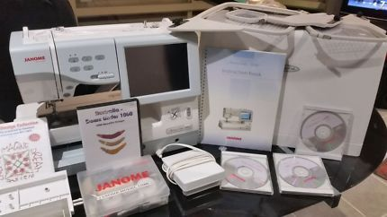 Janome Memory Craft 11000 | Miscellaneous Goods | Gumtree Australia Rockingham Area - Cooloongup | 1121202579