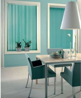 Vertical blind collection from Luxaflex