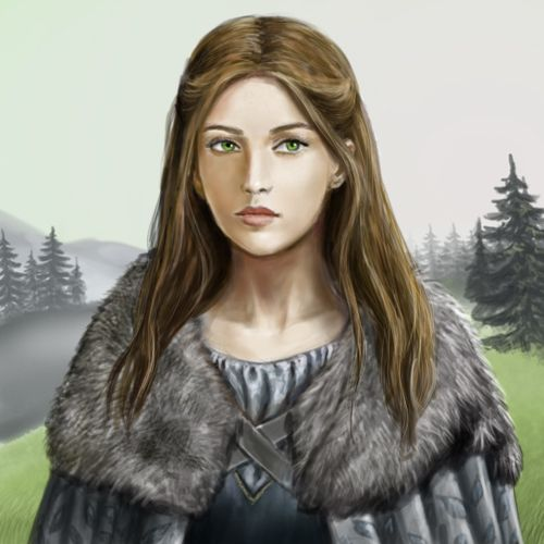 Character artwork for Game of Thrones: Ascent by dashinvaine.deviantart.com on @deviantART